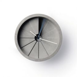 22design studio – 4th Dimension Wall Clock
