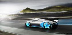 Alex Imnadze – AMG GT concept / codename / UFO