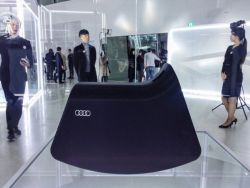 jang won – Audi rocking horse