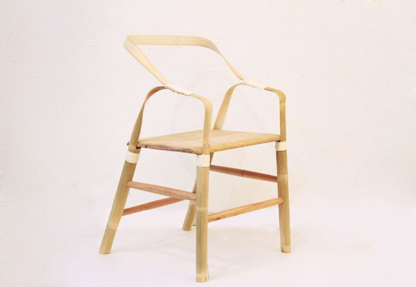 Xiaotong Wang – BAMBOO CHAIR