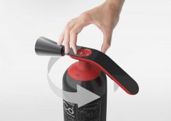 Eason Chow – FireArc Instantaneous Fire Extinguisher