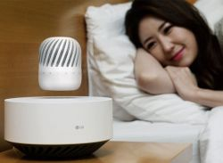 LG Levitating Portable Speaker