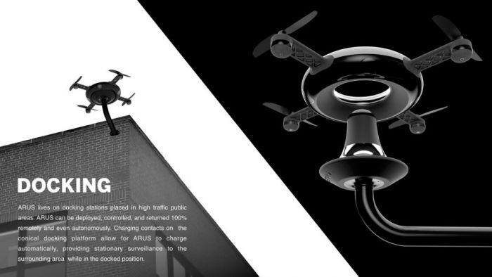 Kegan McDaniel – ARUS – Police Drone