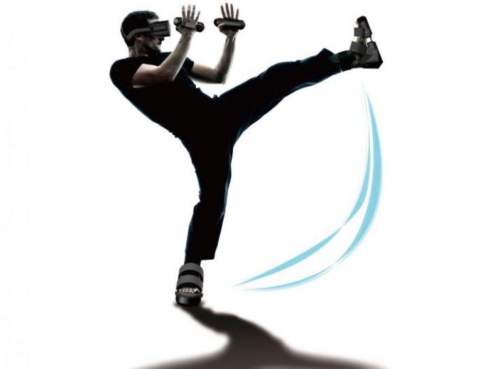 Ttaclim – VR shoes