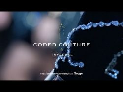 Coded Couture By Ivyrevel – Introducing the Data_Dress