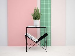 Gliese Design – Atria Side Table Black