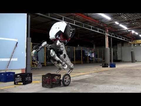 Boston Dynamics – Introducing Handle