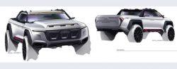 Raleigh Haire – Audi Quattro Truck