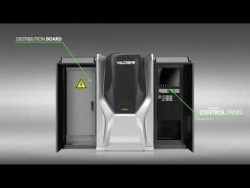 Gabriel Hantig – Vader MK1 – First Metal inkjet 3D Printer in the world