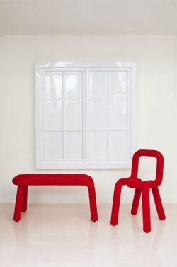 Big-Game Bold Chair