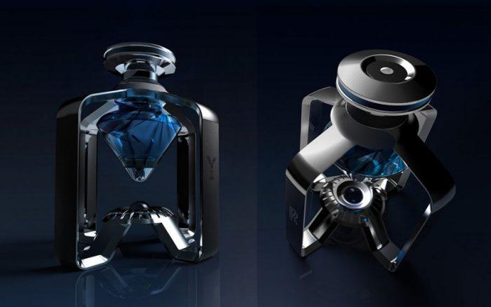Gautam Muthuswamy – Rolls Royce HABEN Bespoke Perfume Bottle