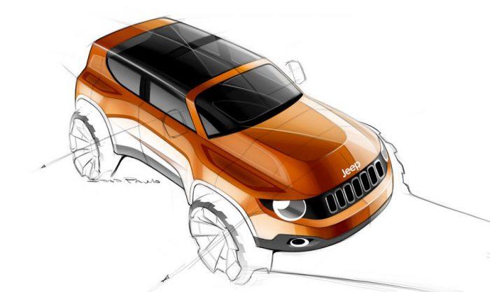 João Paulo Caetano Moreira – Car sketch