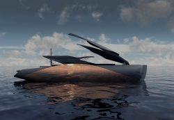 Laure Ville, Omar Alfarra Zendah – Yacht design – La fragrance