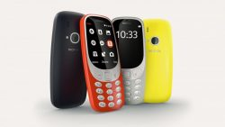Nokia 3310 – The icon is back
