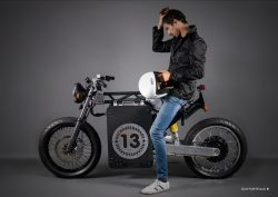 Pablo de Chaves – DCH1 Naked Electric Motorcycle