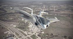 Ramees Muhammed – Sting – R12 VTOL Aircraft concept