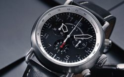 Ferro AGL (Above Ground Level) Swiss Made Pilot Watches – Kickstarter
