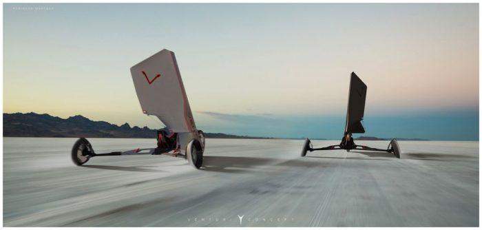 Robinson Mancaux – Venturi Y Concept