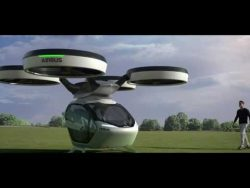 Airbus Group – Urban mobility takes shape with Italdesign and Airbus' Pop.Up