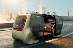 Volkswagen Group – Sedric – self-driving