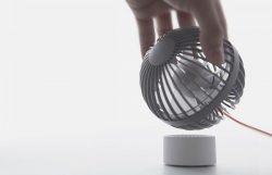 cloudandco design studio – O-Fan – USB Desk Fan