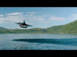 The Kitty Hawk Flyer