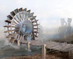 Li Fengze, Li Tingyu, and Xue Bomu – Waterwheel Filter