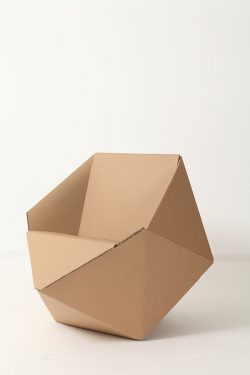 Lia Tzimpili! – Cardboard Chair