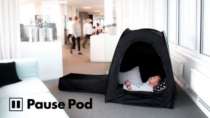Pause Pod – Your Private Pop-up Space for Relaxation – Kickstarter