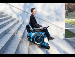 Scewo – wheelchair mobility of tomorrow