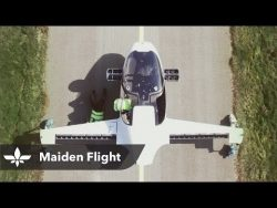 The Lilium Jet – The world's first all-electric VTOL jet – YouTube