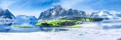 Vedant Benwar – TATAKAI Antarctica Ice Race 2070