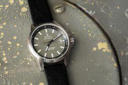 WERENBACH – Watches built from spaceborne rockets – Kickstarter