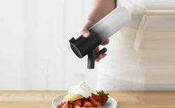 Ben Rawls – LATTERIA – Whipped Cream Dispenser