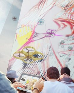 Carlo Ratti Associati – Paint by Drone