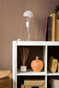 Giulia Agnoletto – Agraffé lamp