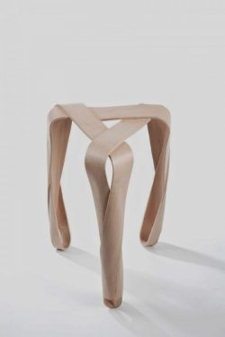 Jan Lutyk – Ribbon stool