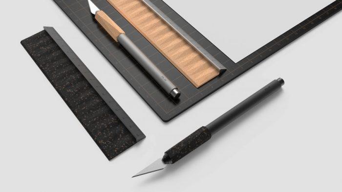 Marion Lenne – PK.01 – Precision Knife