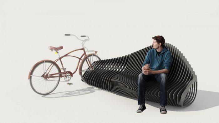 PROXY, Nikola Kungulovski – Parametric Bike Stand