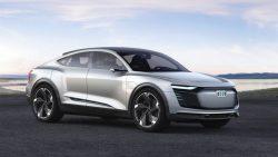 The Audi E-Tron – Electric Car