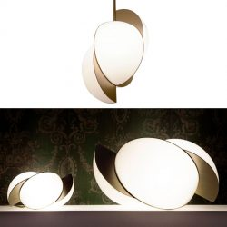 Lara Bohinc – COLLISION CEILING LIGHT – lamps