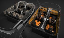 Michal Mike Jelinek – X-Yacht Off-Road Interior