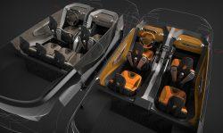 Michal Mike Jelinek – X-Yacht Off-Road Interior