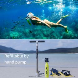 SCORKL – Breathe underwater with TOTAL freedom – KICKSTARTER