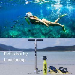 SCORKL – Breathe underwater with TOTAL freedom – KICKSTARTER