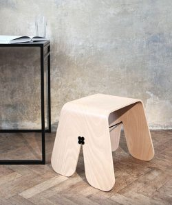UAU project – Bunny Stool
