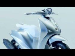 Yamaha Motor – Xe Concept Yamaha Glorious