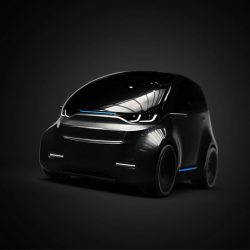 2sympleks – PIX – Short electric urban vehicle
