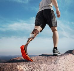 Kesu Wang – Hierex Hiking Prosthetic Leg