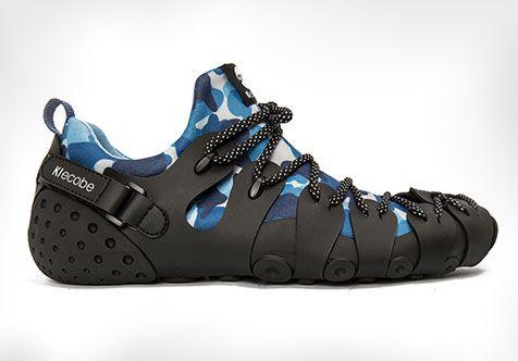 Ki ecobe – Customizable Self Assembled Footwear – Kickstarter